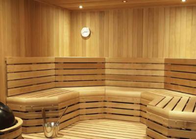 Custom-Cut Sauna 2