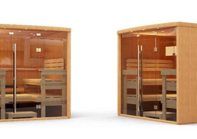 Designer Sauna