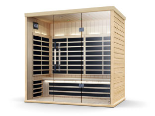 S830 Infrared Sauna kit