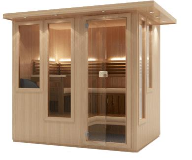 Designer Saunas